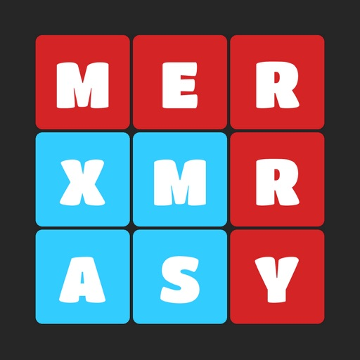 Word Crush - Christmas Brain Puzzles Free by Mediaflex Games