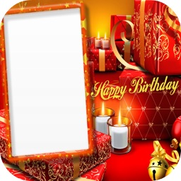 Birthday Photo Frames - FREE