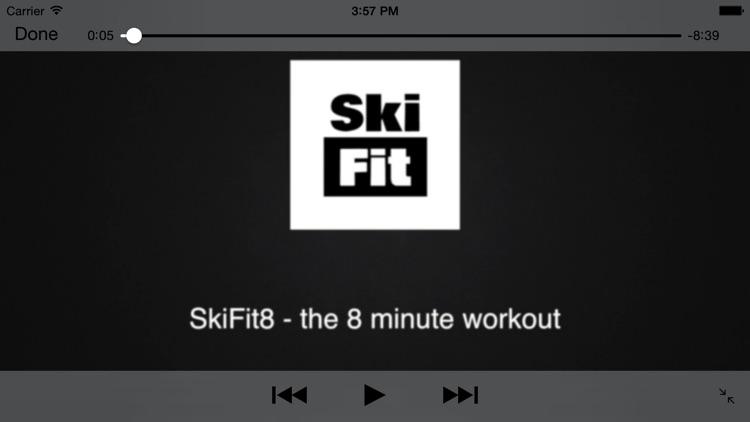 SkiFit8 screenshot-3