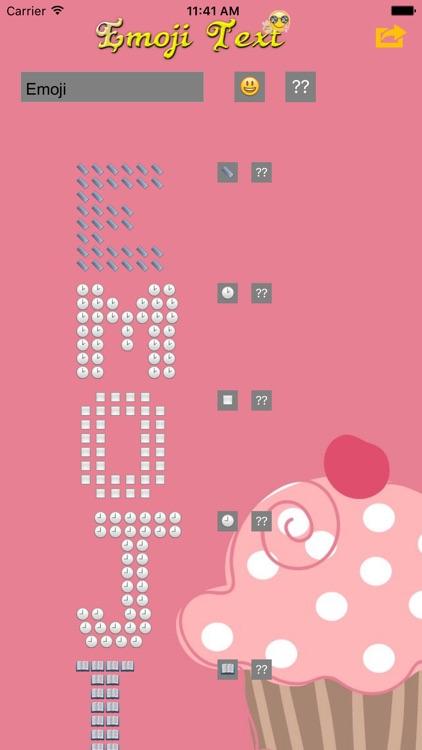 Emoji Chats screenshot-3