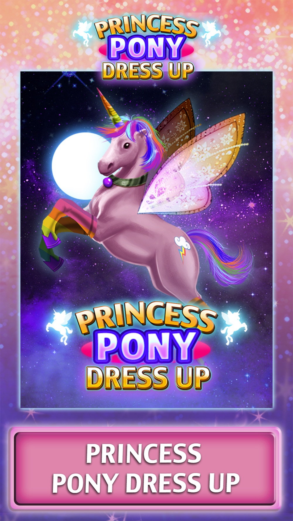 Fun Princess Pony Games – Dress Up Games for Girls