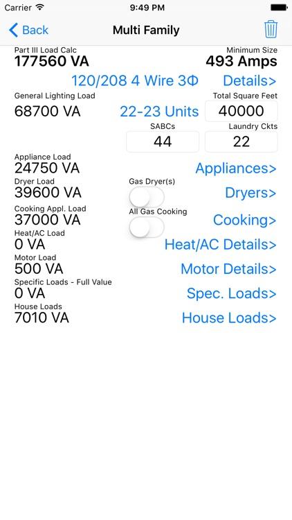 Electrical Wiring Pro Plus screenshot-4