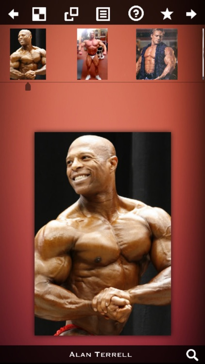 BodyBuilding Pro screenshot-1