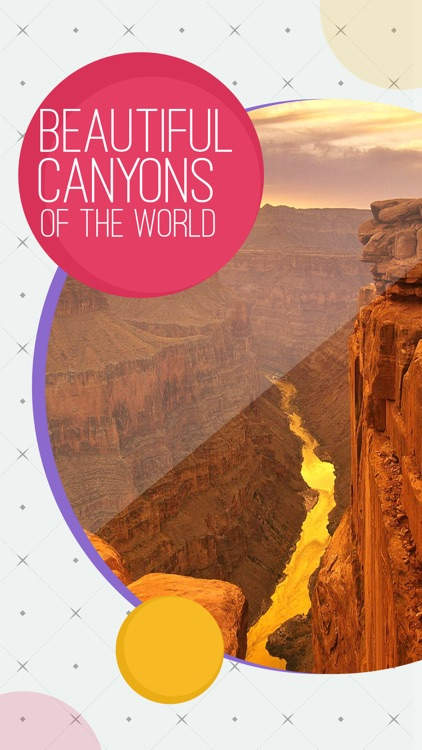 Beautiful Canyons of The World