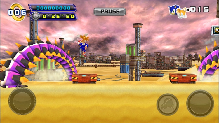 Sonic The Hedgehog 4™ Episode II screenshot-4