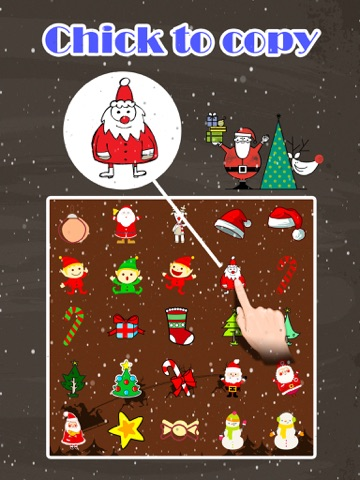 Merry Christmas Emoji Holiday Emoticon Stickers Emojis Icons For Message Greeting By Dawen Huang Ios United States Searchman App Data Information