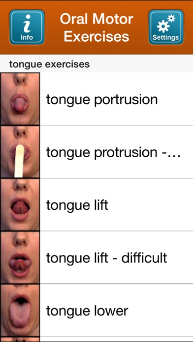 Smalltalk Oral Motor Exercises review screenshots