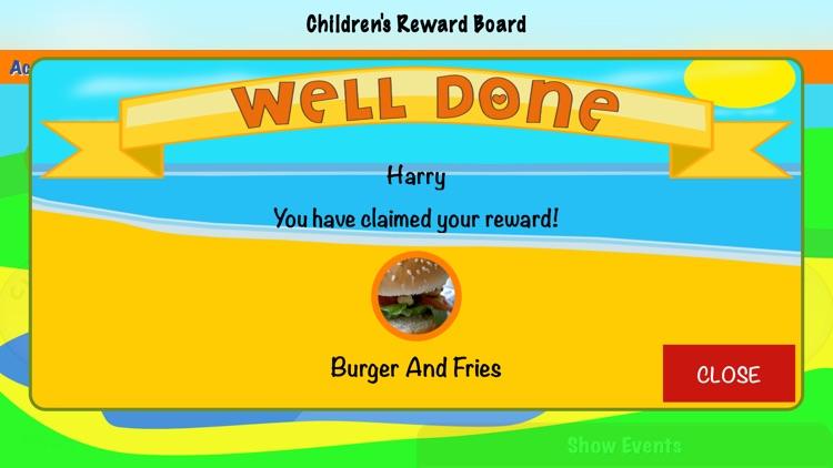 Children's Reward Board screenshot-3