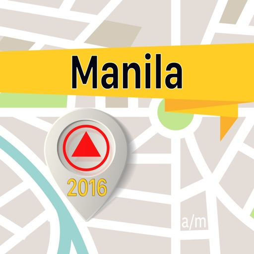 Manila Offline Map Navigator and Guide