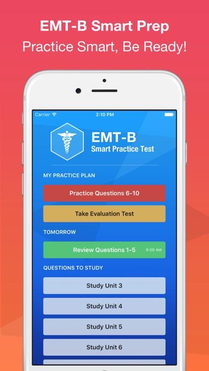 NREMT EMT-B Smart Test Prep 2016 Premium Edition