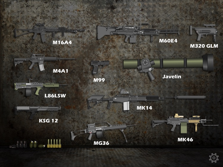 Gun HD