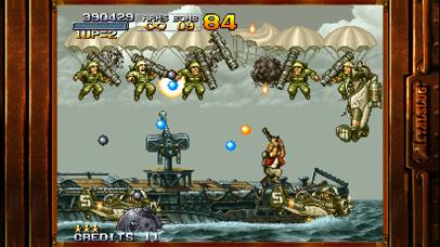 METAL SLUG 1 screenshot1