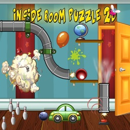Amazing Inventions Building Room - Unblock Rube Puzzle Toys