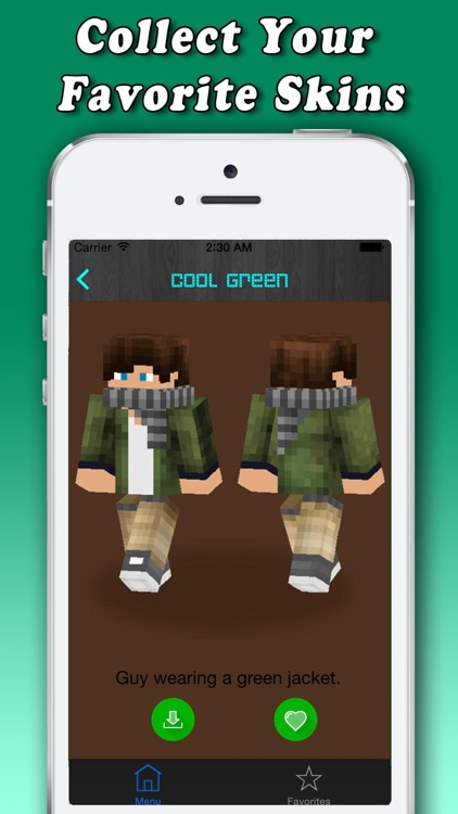 Skins for Minecraft PE (Pocket Edition) - Free Pro Skins for MCPE screenshot-3