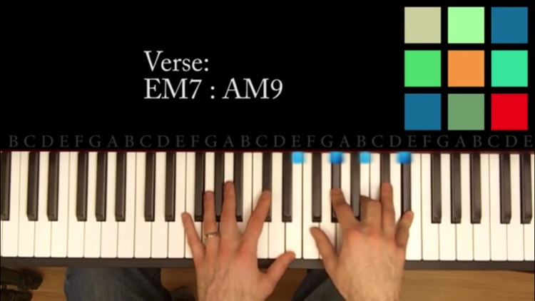 Teach Yourself To Play Piano Songs screenshot-3