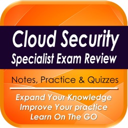Cloud Security Exam Review: 3600 study notes & quizzes (Principles, Practices & Tips)