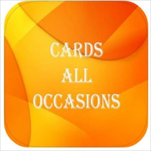 Cards All Occasions icon