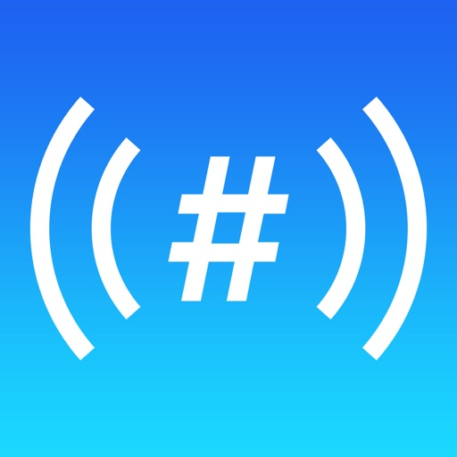 #Near – Social discovery based on hashtags in your proximity