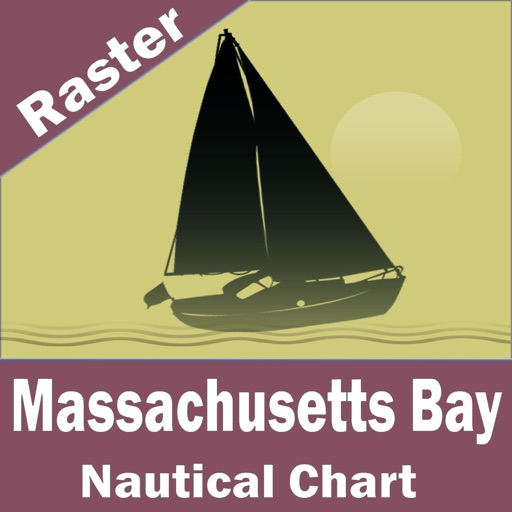 Massachusetts Bay – Raster Nautical Charts