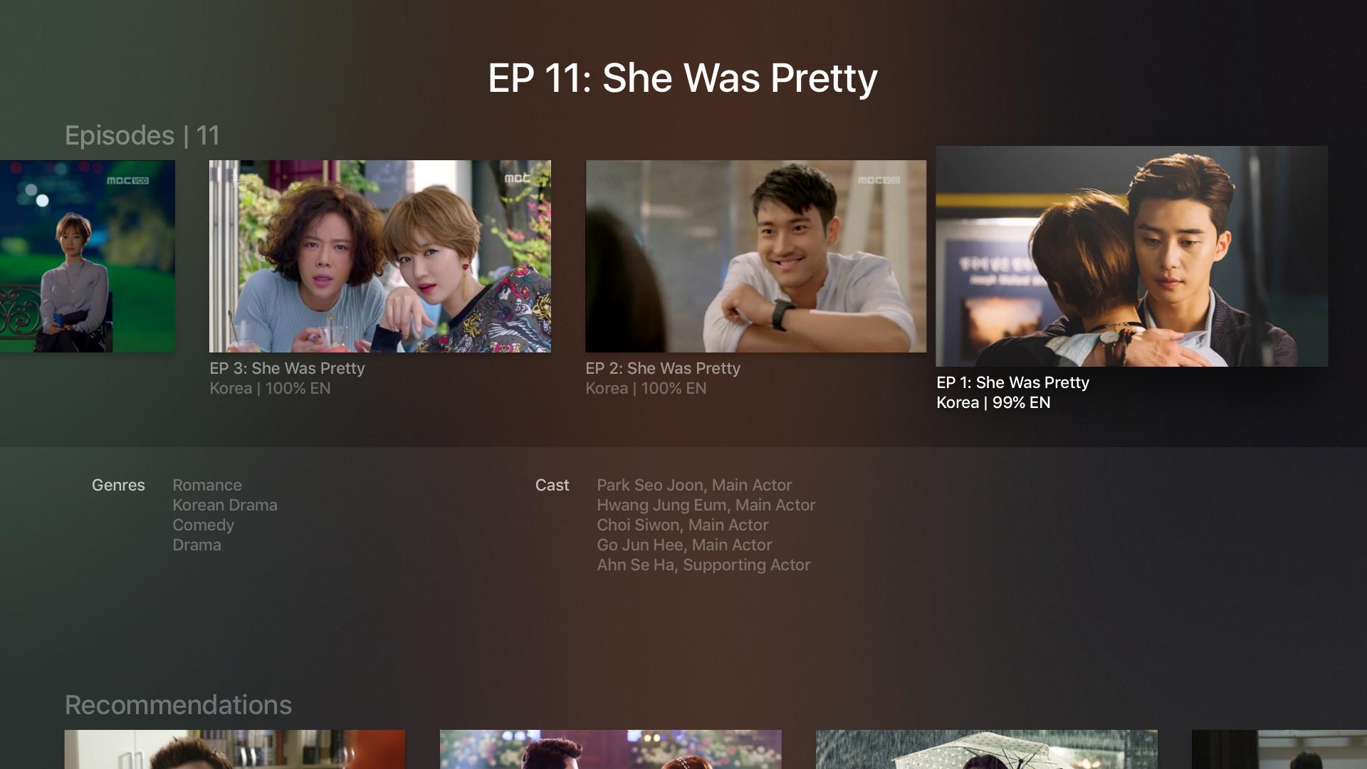 Viki: Asian Drama, Movies & TV screenshot 12