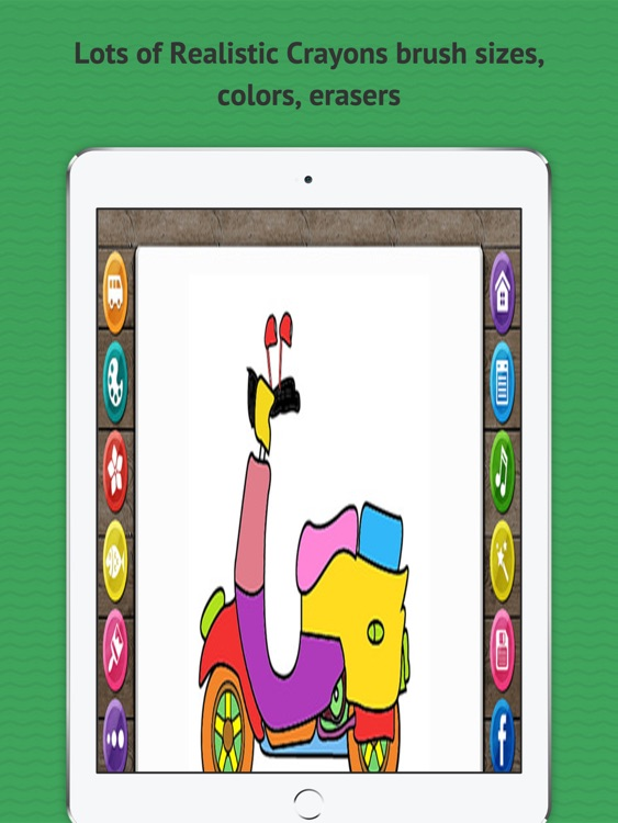 Color Drawing-Kids Free