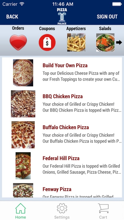 Milford Pizza Palace By Revention Inc