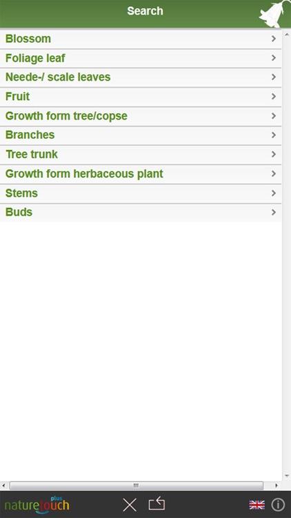 Identify 3000 plants, naturetouch