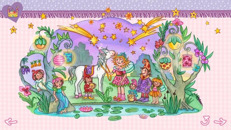 Prinzessin Lillifee und das Einhorn – Bildergeschichte, Malspaß, Stickerzauber