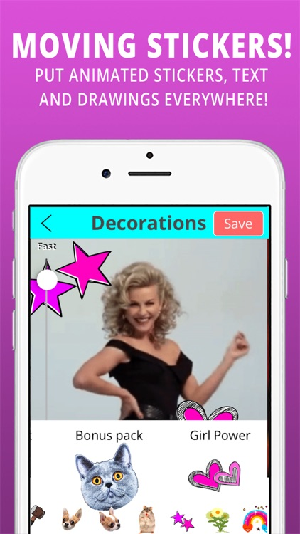HipGif: Animated Photo GIF Maker for Messenger, SMS and more.