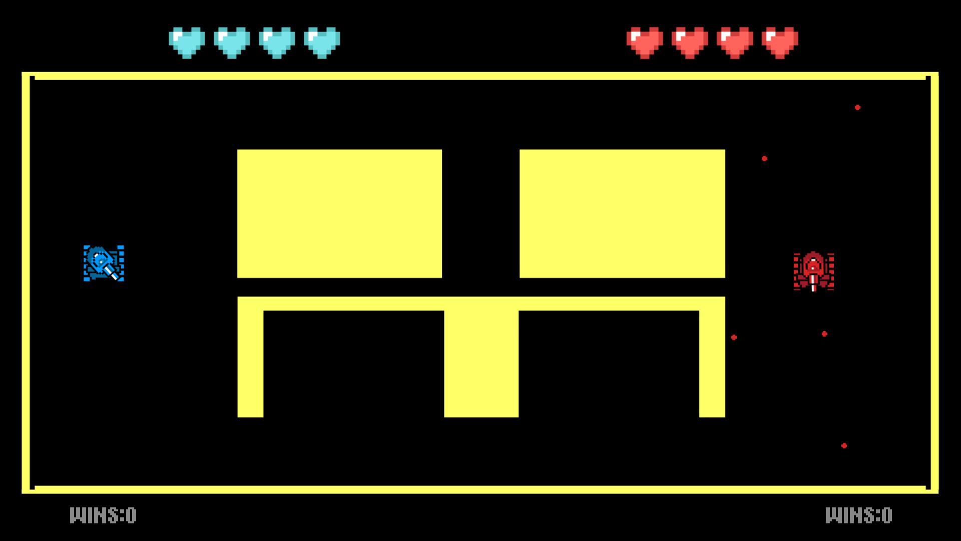Tank Battle - 2 Player Classic Arcade Game screenshot 4