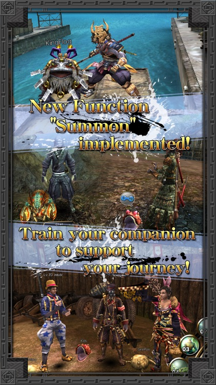 IZANAGI Online +Samurai Ninja+ screenshot-3
