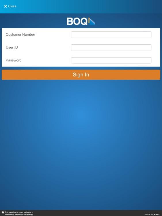 BOQ Mobile for iPad screenshot-3