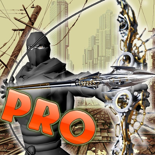 A Ninja Arrow Shoot PRO icon