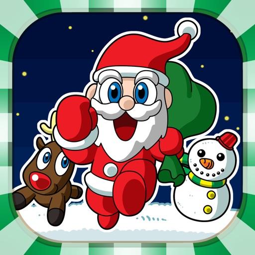 Amazing X'mas Planet - Hohoho ! Santa Claus Perfect Run & Dash On Christmas Day