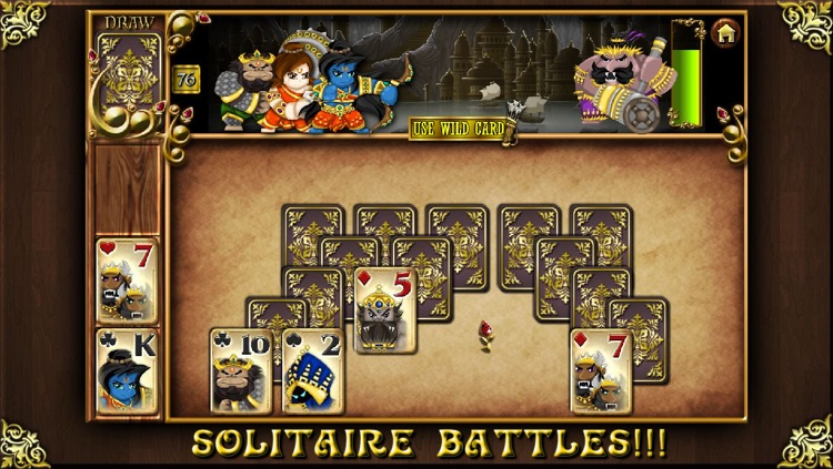 Solitaire Stories - The Quest For Seeta screenshot-3