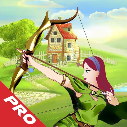Archer Girl Adventure PRO