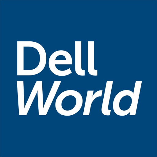Main Track - Dell World icon