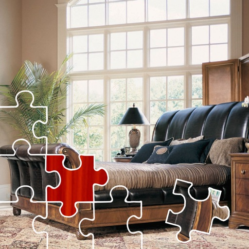 Interior Design Puzzle icon