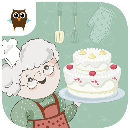 Grandma's Cakes - Wedding Cake, Chocolate Cake, Sponge Cake & Apple Pie!