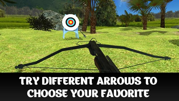 Crossbow Shooting Championship 3D