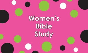 Women's Bible Study-Connecting the Dots Ministries