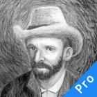 梵高作品314幅 - 专业版 - 世界名画之画家梵高 icon