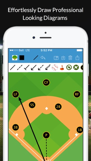Baseball blueprint on the app store baseball blueprint on the app store malvernweather Choice Image