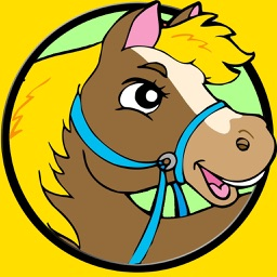 kids horses lovers - free