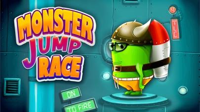 モンスタージャンプレース - スマッシュキャンディ工場ジャンピングゲームのスクリーンショット1