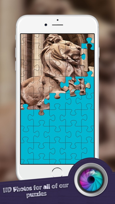 Jigty Sculpture Puzzles Packs - Magical Pro Collection HD screenshot four