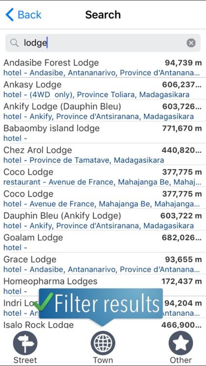 Madagascar Travelmapp screenshot-3