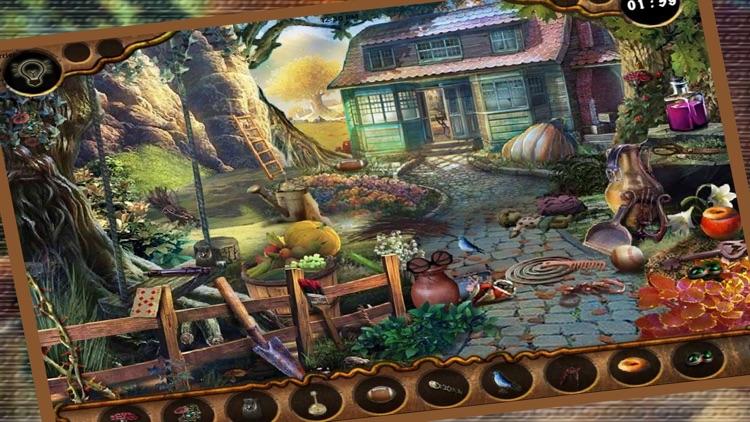 The Legend of Dormount Hidden Object screenshot-3