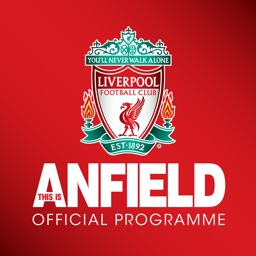 Liverpool FC Programmes