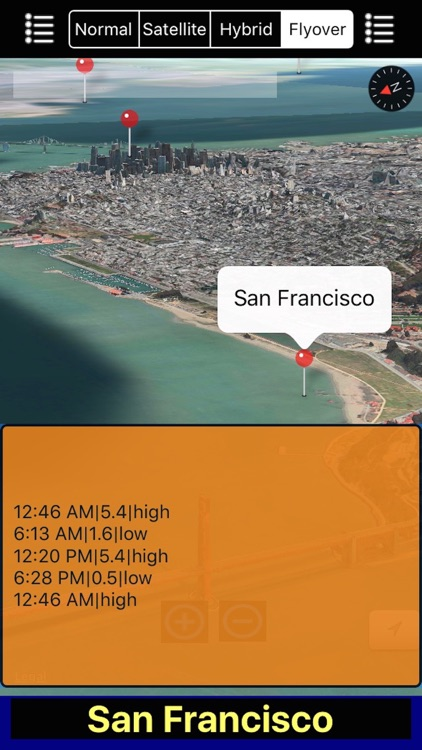 US NOAA Tide with NOAA Radar 3D Pro screenshot-4